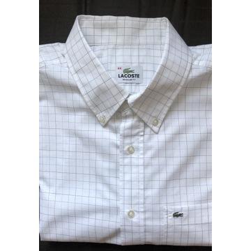 Lacoste koszula męska rozm 44
