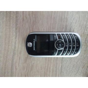Telefon komórkowy Motorola