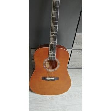 Gitara akustyczna Blond Jackie