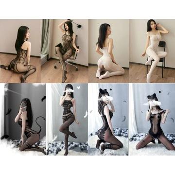 Bodystocking  różne modele