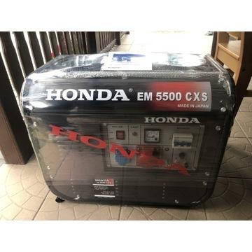 Honda 5500 czas