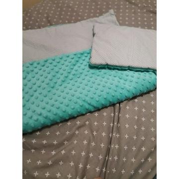 Zestaw kołderka + poduszka