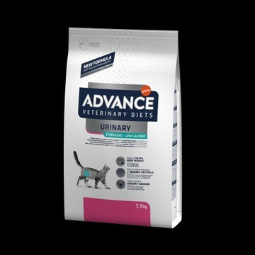 ADVANCE DIET Urinary Sterilized Low Calorie