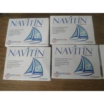 NAVITIN Pharmnew 20 tabletek Płodność
