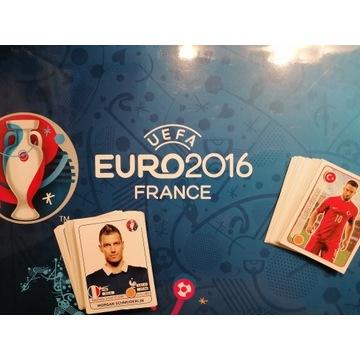 Naklejki Panini Euro 2016