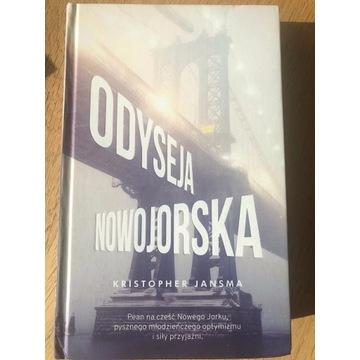 """"""" Odyseja Nowojorska """" Kristopher Jansma"""