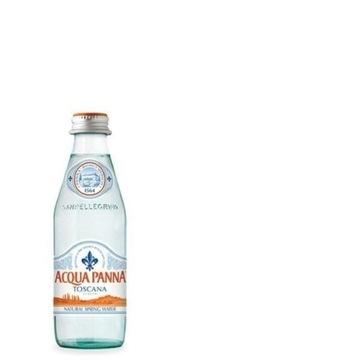Woda niegazowana alkaliczna Acqua Panna 0,25l