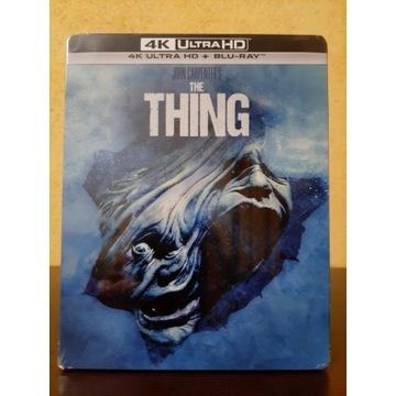 Coś (The Thing) Steelbook 4K UHD PL