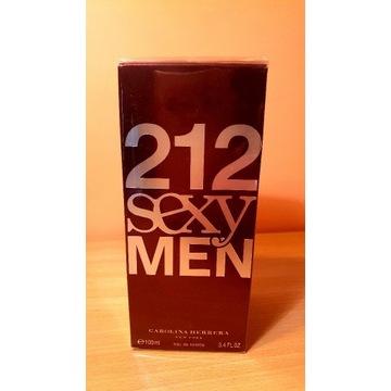 Carolina Herrera 212 sexy MEN 100 ml EDT