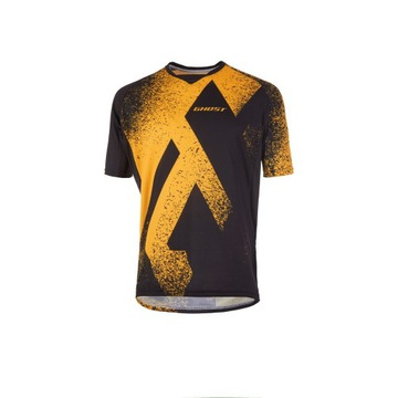 Męska koszulka MTN Ride Line GHOST MTB rozmiar M/L