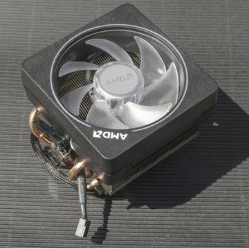 Oryginalne chłodzenie procesora AMD Ryzen 9
