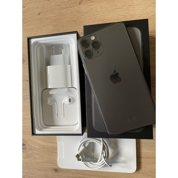 IPhone 11 Pro Space Grey 64GB IDEALNY !
