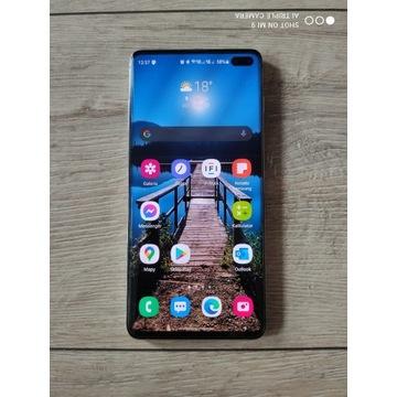 Samsung Galaxy S10+ Dual Sim Prism White JAK NOWY