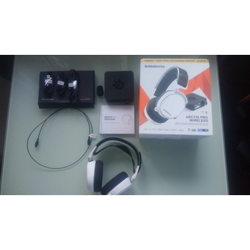 Słuchawki Steelseries Arctis Pro Wireless