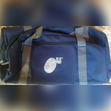 [Nowa] Torba sportowa Blue Print na ramię