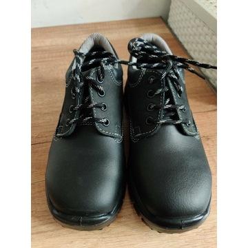 Buty robocze czarne UVEX 8437/6 rozmiar 37