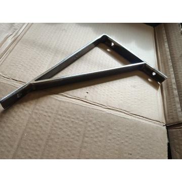 Wspornik,podpórka,mocowanie do półki 30x20cm,LOFT