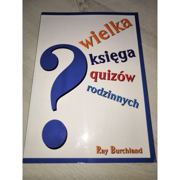 Książka Wielka księga quizów rodzinnych