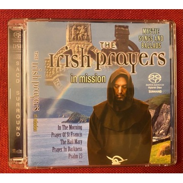 The Irish Prayers In Mission SACD Hybrid Dolby 5.1