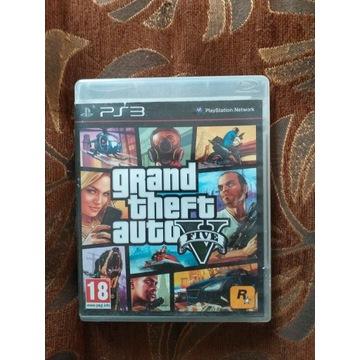 GTA V PL PS3 - uszkodzona opis