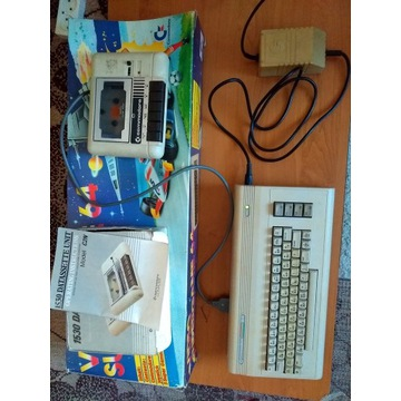 Commodore C 64 G - zestaw