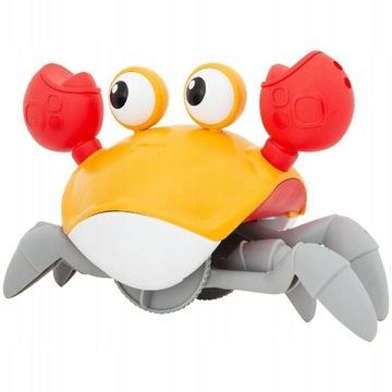 Chodzący Krab zabawka Działa bez Baterii! Na plażę