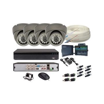Monitoring DOMU/FIRMY/SKLEPU - 4 kamery HD