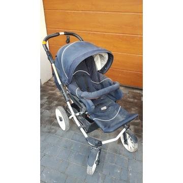 Wózek Emmaljunga - gondola + spacerówka (akcesoria