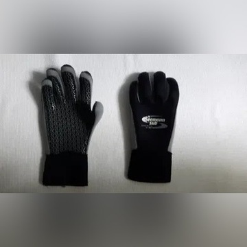 Rękawice nurkowe seemann sub titanum 5mm