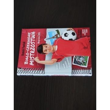 Biało-Czerwone Mistrzostwa książka dla dzieci