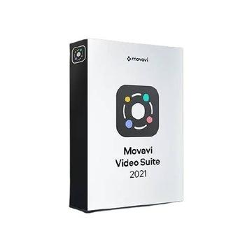Movavi Video Suite 2021 PL WIECZYSTA