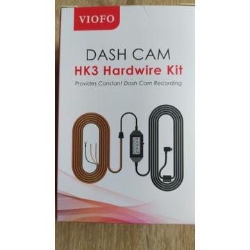 VIOFO adapter zasilania ACC + 2 przejściowki bezp.