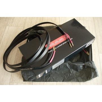 Kable głośnikowe Tellurium Q Black 2 x 3 m.
