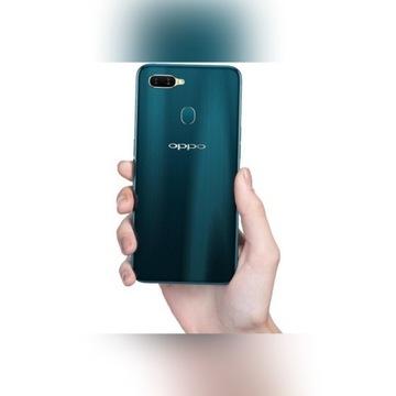 Smartfon OPPO AX7 niebieski 64 GB