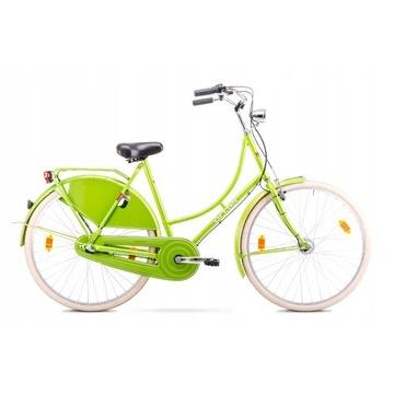 Rower miejski retro Ortler 28 3-bieg
