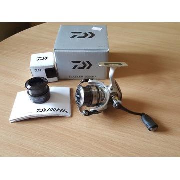 Daiwa - Exceler 2506HA - kołowrotek