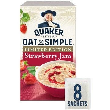 Quaker Mix 4 opakowań - 36 saszetek