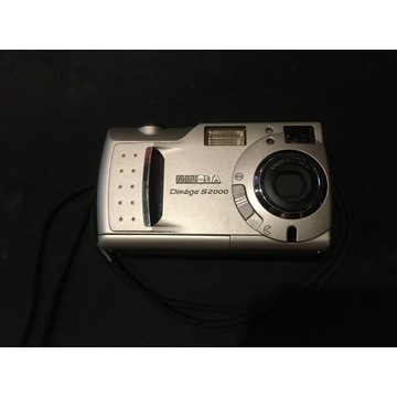 Aparat fotograficzny Konica Minolta Dimage S2000