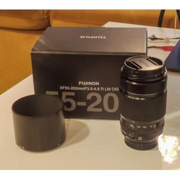 FUJINON XF 55-200 f/3.5-4.8 OIS + gratisy