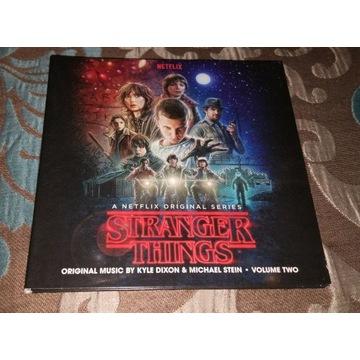 Stranger things season 1 OST vol. two CD