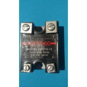 Przekaźnik półprzewodnikowy opto 22 480D10-12