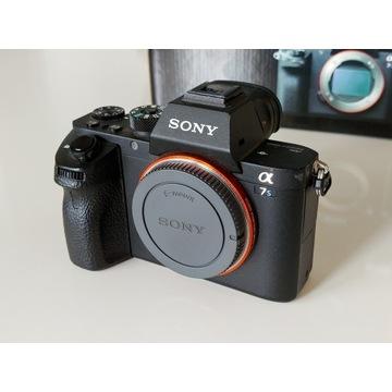 Sony A7S II ILCE-7SM2 4K ładny zestaw FV23%