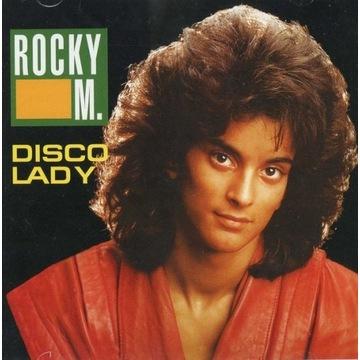 ROCKY M Disco Lady BEST OF