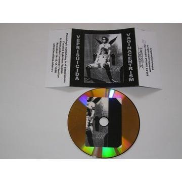 Veprisuicida - Vaginacentrism CD industrial