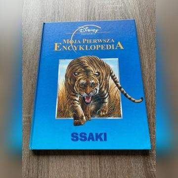 Moja pierwsza encyklopedia - Ssaki