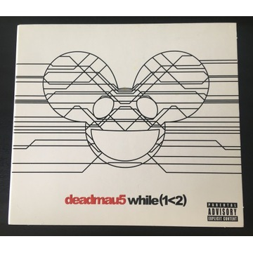 Deadmau5 - while (1<2) [2CD] | STAN IDEALNY