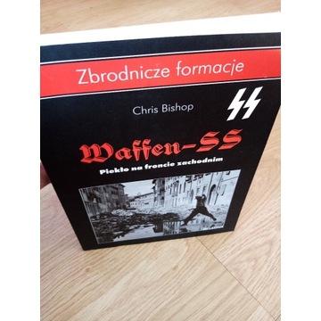Waffen-SS Piekło na froncie zachodnim książka nowa