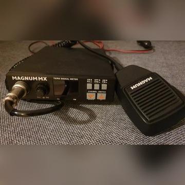 CB Radio Magnum MX + antena Hustler