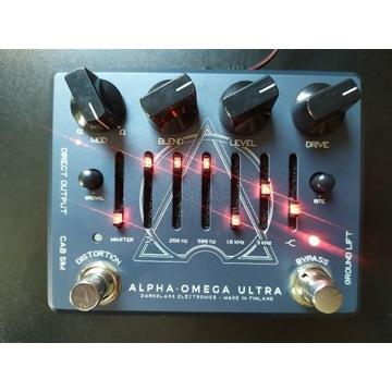Darkglass Alpha Omega Ultra-bass preamp distortion