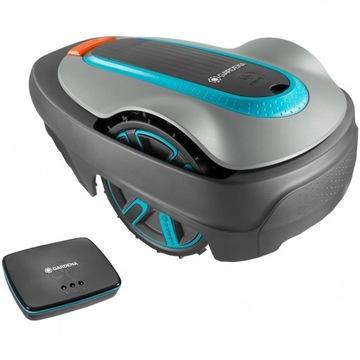 Gardena smart Sileno City 250 - robot koszący